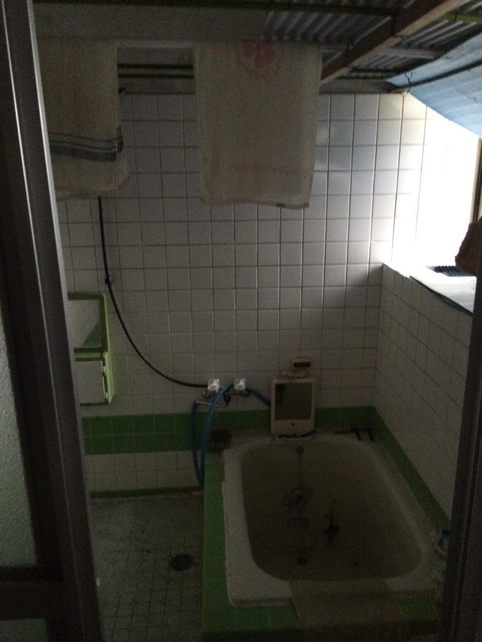 お風呂 かたづけ