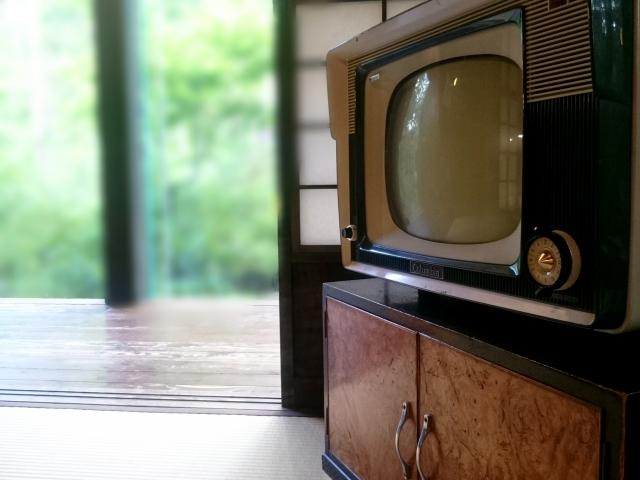 不用になったブラウン管テレビの不用品も回収致します!