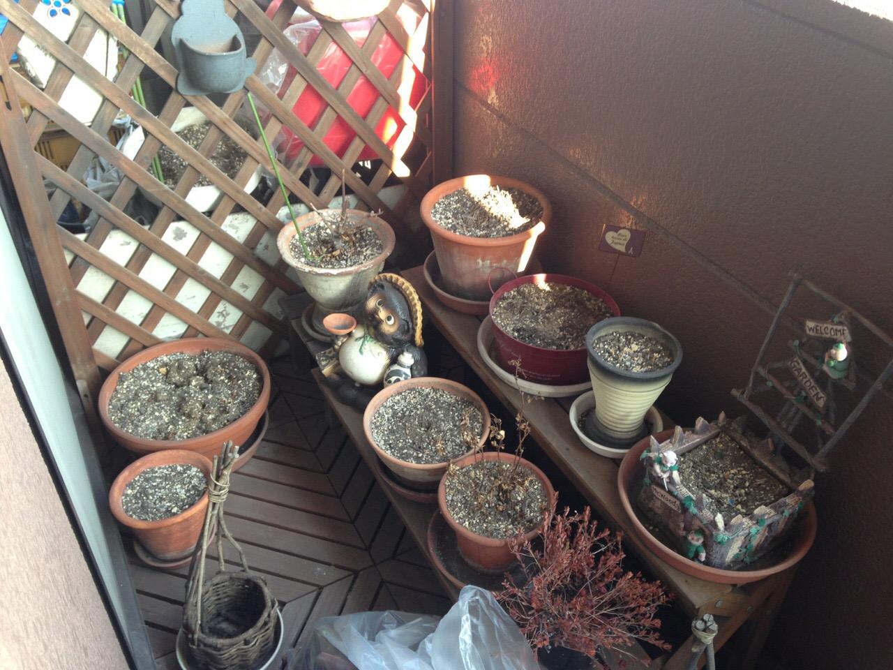 植木鉢回収 神戸