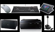 マイクロソフト インテリマウス IntelliMouse 673-00430,SR-A12S TOA, DTH-W1310M/K0 DTH-W1310M-K0,エプソンプロセレクション SC-PX5VII,Logicool BCC950,CORSAIR CH- 9000051 -NAラプターK40キーボード