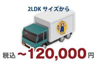 不用品回収 4tトラックアルミバン